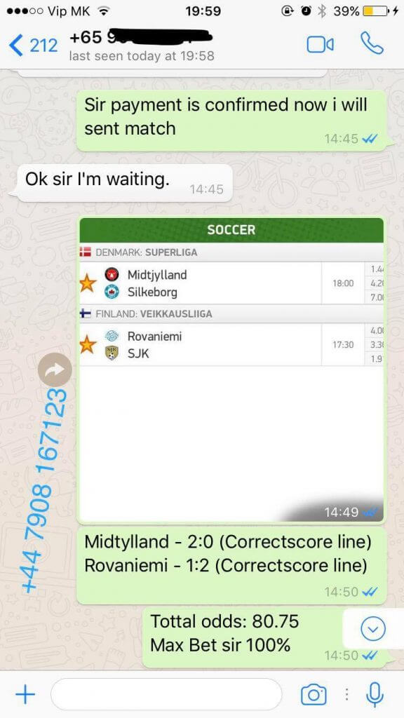 fixed matches 100 sure accurate correct score prediction