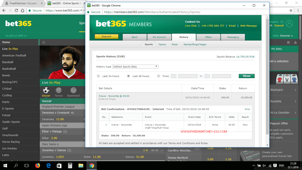 Fixed Matches Fixed Correct Score Verified Sellers Fixed Matches