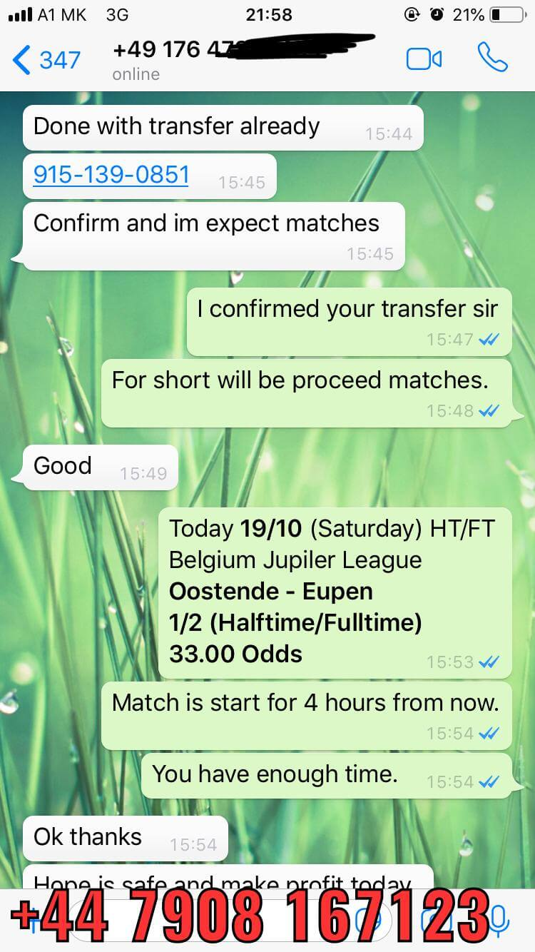 HT FT FIXED MATCHES PREDICTION 33 ODDS WON