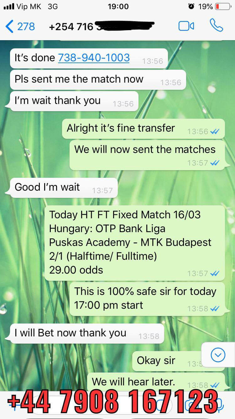 fixed matches 30 ods ht ft