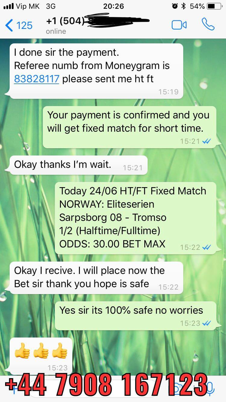 ht ft fixed games