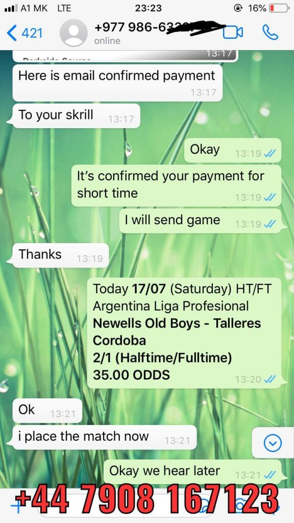 ht ft fixed matches won solobet 17 07