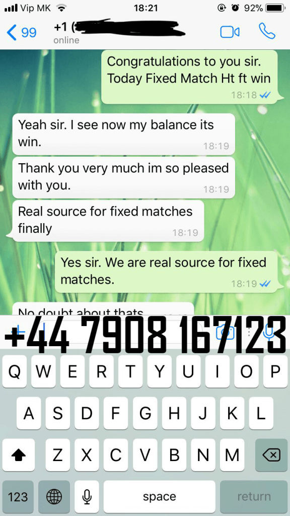 Buy Fixed Matches Fixed Correct Score Verified Sellers Fixed Matches