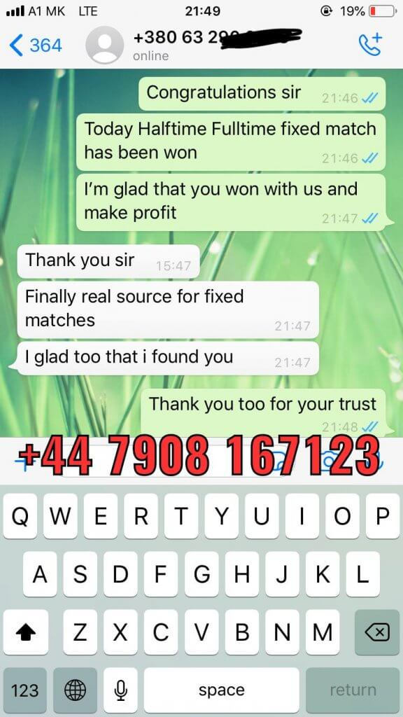 whatsapp fixed matches proof 20 02