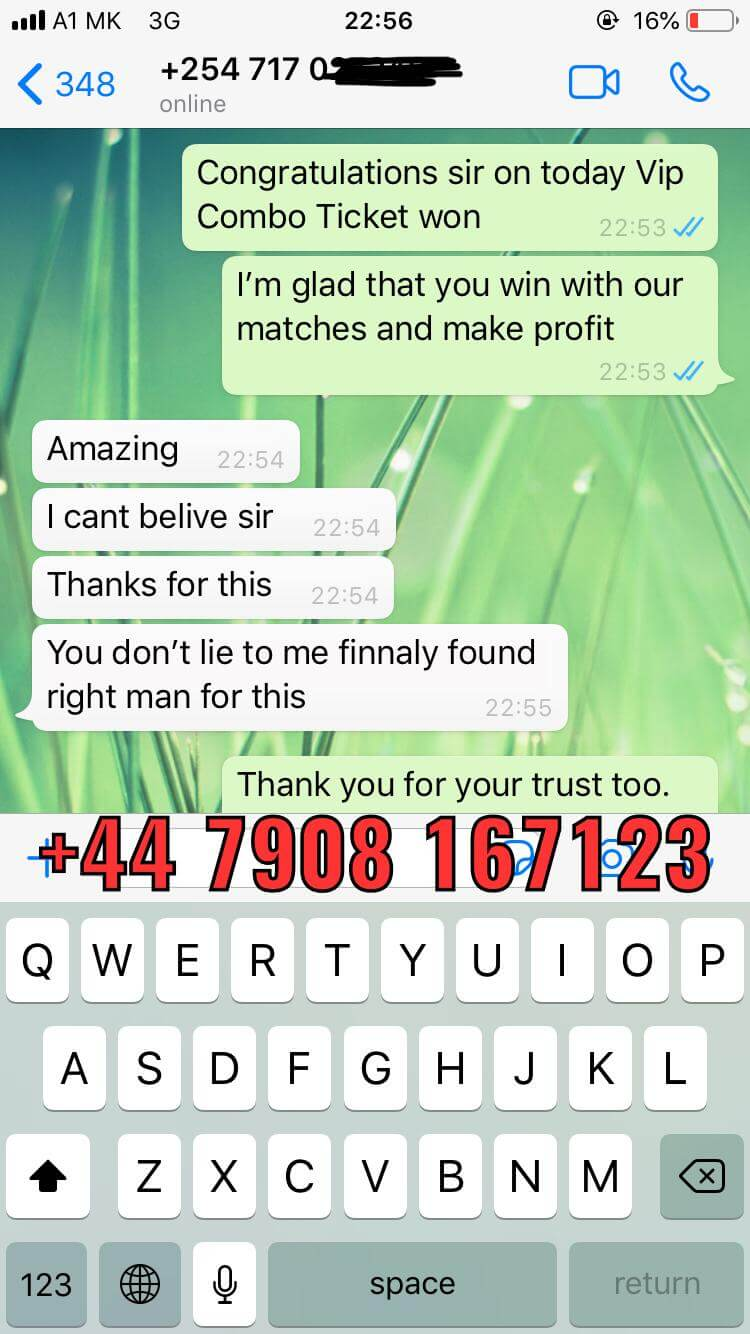 WHATSAPP PROOF FROM 29 08 FIXED GAMES