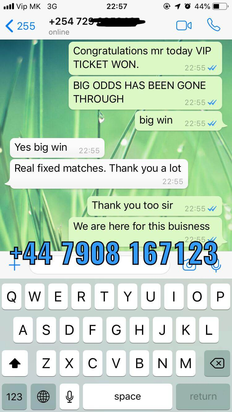 betslip fixed matches win 1512