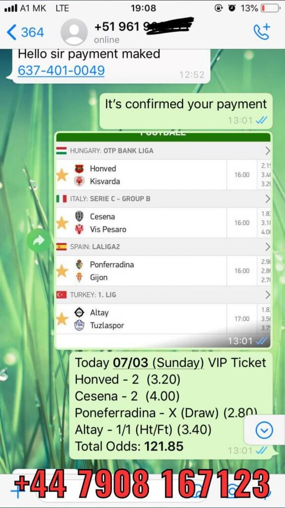 solobet vip fixed matches won 07 03